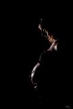 Grossesse-fond-noir-5